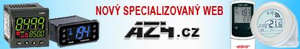 AZ4 Termostaty Regulátory